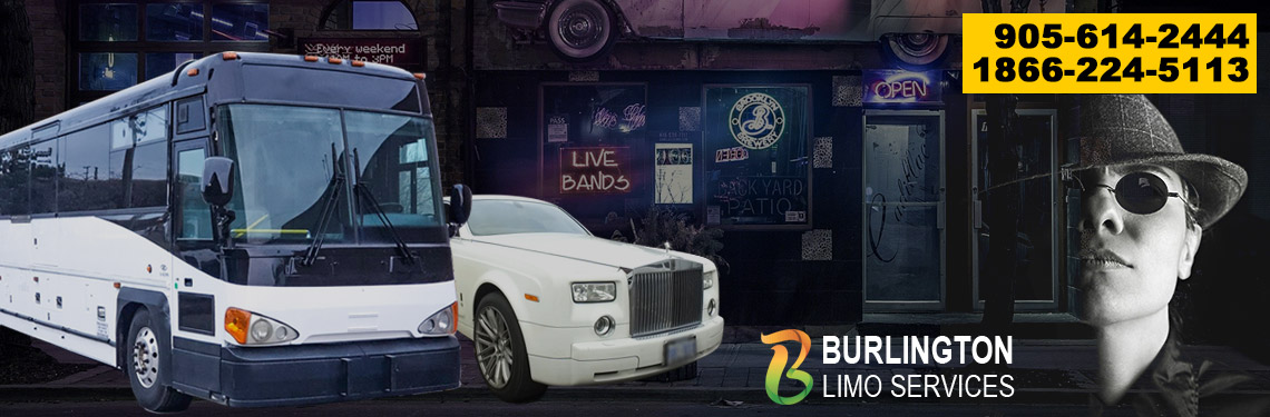 Burlington Limo